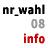 wahl 2008